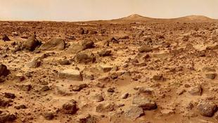 Magyarok fejtették meg a Mars titkát!