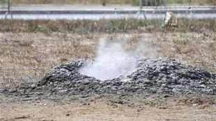 Vulkánkitörés fenyegeti Rómát?