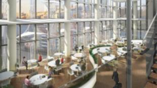 A legzöldebb és legdrágább nagykövetségét építi fel Londonban az Egyesült Államok