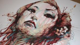 Kreatív részegség a vásznon
