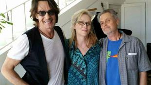 Rockzenésznek állt Meryl Streep?
