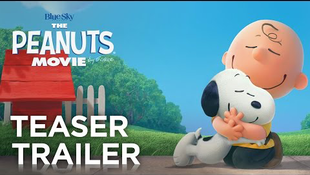 Charlie Brown és Snoopy 3D-ben