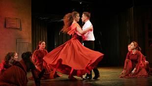 Három napig Magyar Carmen