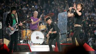 Rolling Stones koncert a Circus Maximusban