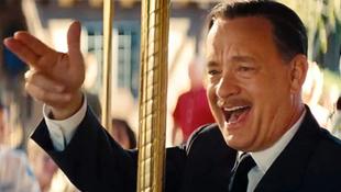 Tom Hanks szendvics a filmfesztiválon