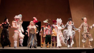 Rendkívüli szilveszteri musical a Tamási Áron Színházban
