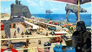 Hőségriadó: a strandra vezényelték a rohamosztagot