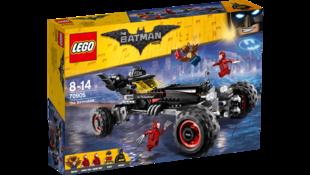 Nyerj egy LEGO Batmobilt!