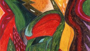 Elhunyt Lojze Logar szlovén pop-art festő
