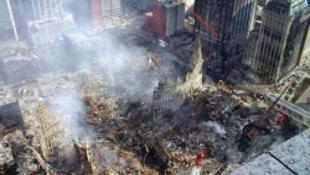 Különös hajóroncsra bukkantak a WTC helyén