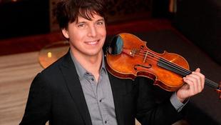 Ünnepi lemezt készített Joshua Bell