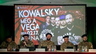 Kowalsky meg a Vega új klippel jelentkezett