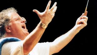 Visszatért a színpadra a világhírű karmester