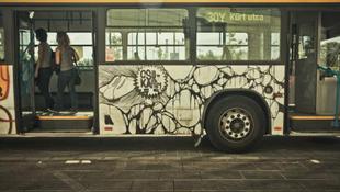 Indul a Városi Kult-Tour-Busz