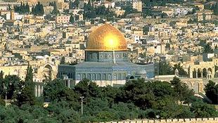 Díszvendégek vagyunk Jeruzsálemben