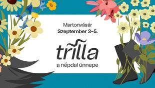 Jön a Trilla, a népdal alternatív ünnepe
