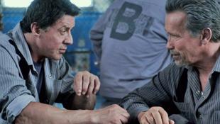 Stallone és Schwarzenegger összeálltak