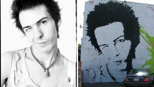 Pert vesztett a graffiti művész