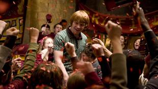 A Harry Potter sztárjának szerelmét 7000 jelentkező közül választották ki