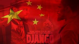 Megérkezett Kínába a Django