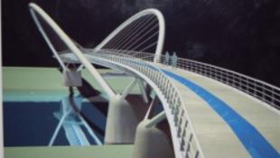 444 méter hosszú lesz a város új büszkesége