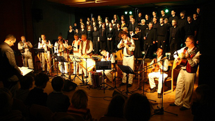 Elkezdődött a Budapest Folk Fest