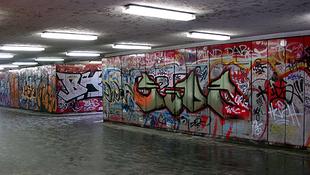 Graffitisek szünideje