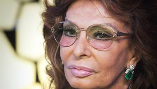 Családi vállalkozásba kezdett Sophia Loren