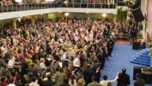 Megbírságolták a Hit Gyülekezetét