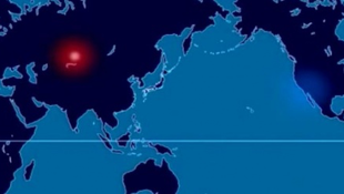 Megdöbbentő atombomba térkép