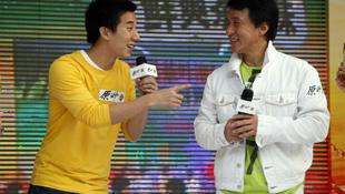 Egész jól megúszta a büntetést Jackie Chan