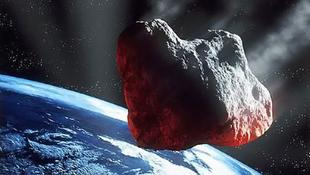 Újabb aszteroida fenyegeti bolygónkat