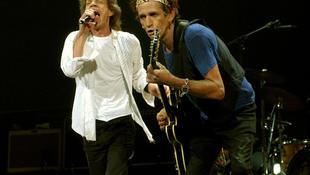 Rolling Stones a fesztiválon!