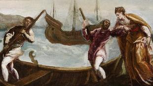 Eddig ismeretlen Tintoretto-festményre bukkantak