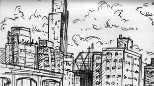 Ceruzákkal felszerelkezett népek lepték el a városokat