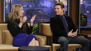 Világrekordra készül Tom Cruise és Emily Blunt