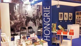 Irány a Párizsi Könyvszalon!