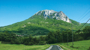 A francia hegycsúcson túlélhető a világvége
