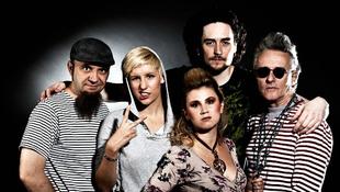 Őrületes, mit művel a magyar folk banda