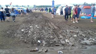 Ítéletidő pusztított a fesztiválon: 33 sérült