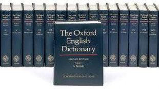 Új veszélyeztetett faj: az Oxfordi Angol Szótár