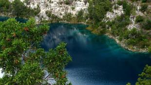 7500 éve érintetlen egy tó