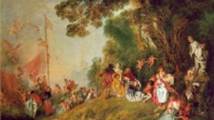 325 éve született Watteau, a rokokó nagymestere