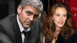 Ezért nagyon dühös egyszerre George Clooney és Julia Roberts