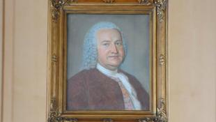 Eltűntnek hitt Bach-portré került elő