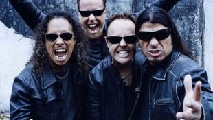 Metallica-koncert az Antarktiszon