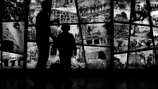 A II. világháborús megszállás emlékére