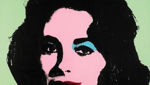 Elárverezik Andy Warhol díváit