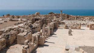 Ókori katasztrófa áldozatait tárták fel Cipruson