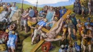 900 millió forintból restaurálták Michelangelo freskóit